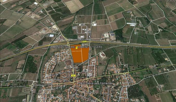 Terrain - 563 m2