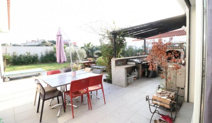 Perpignan - secteur prisé, belle villa 4 faces de plain pied sur parcelle de 827m2