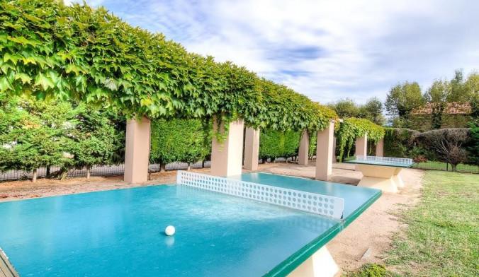En exclusivité sur St Cyprien plage, appartement de charme dans résidence sécurisée avec piscine!