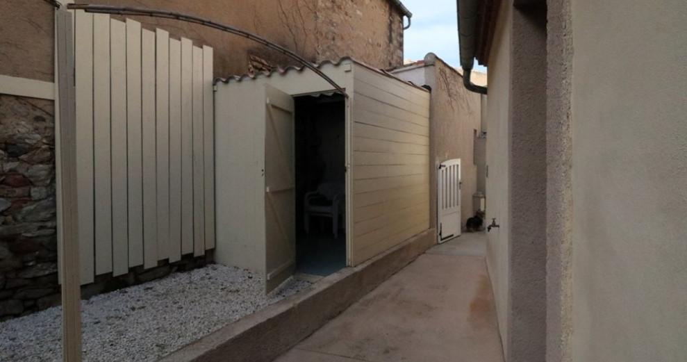 Maison de 60 m2 plein-pied sans vis-à-vis à TUCHAN(11)