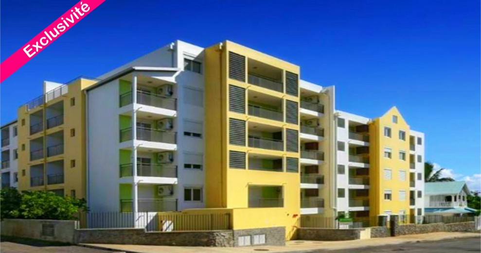 Appartement T1 - 47.35 m2 - SAINTE-CLOTILDE