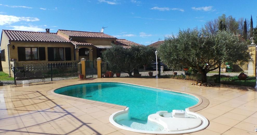 LE PONTET ( 84130 ) Villa T4