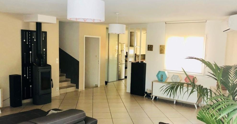 Exclusivité sur Perpignan, villa contemporaine 5 pièces, idéal grande famille, dans quartier calme!